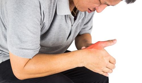 Lesão ligamentar no polegar - Lesão de Stener