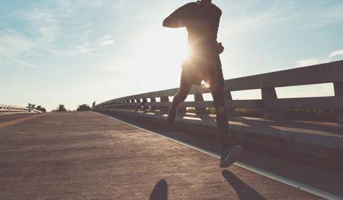Lesões mais comuns na prática da corrida de rua